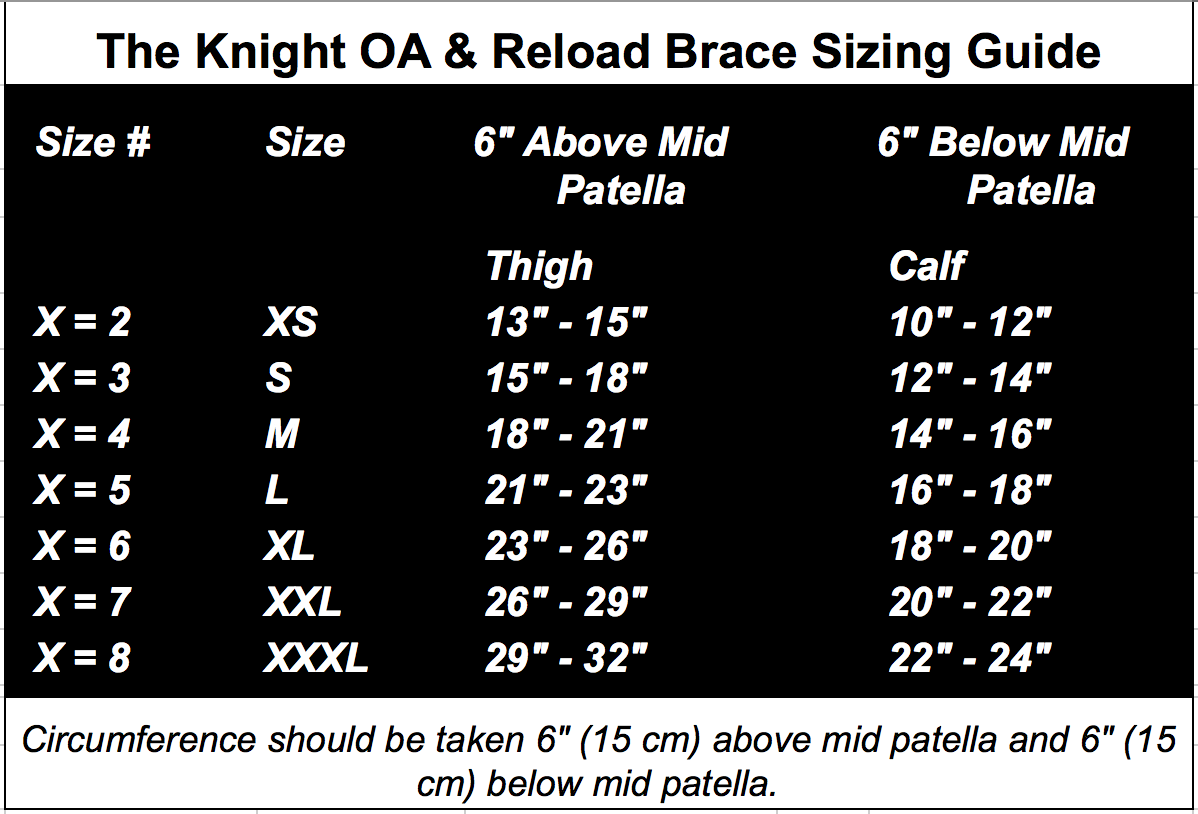 Knight and Reload Brace