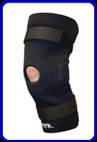 Adjustable Patella Buttress contour hinge
