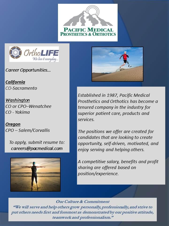 Pac Med Careers June 2020 Career Posting