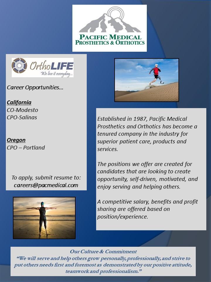 Pac Med Careers Jan 2021 Career Posting